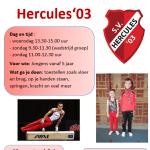 Jongens Turnen Hercules'03 Reuver